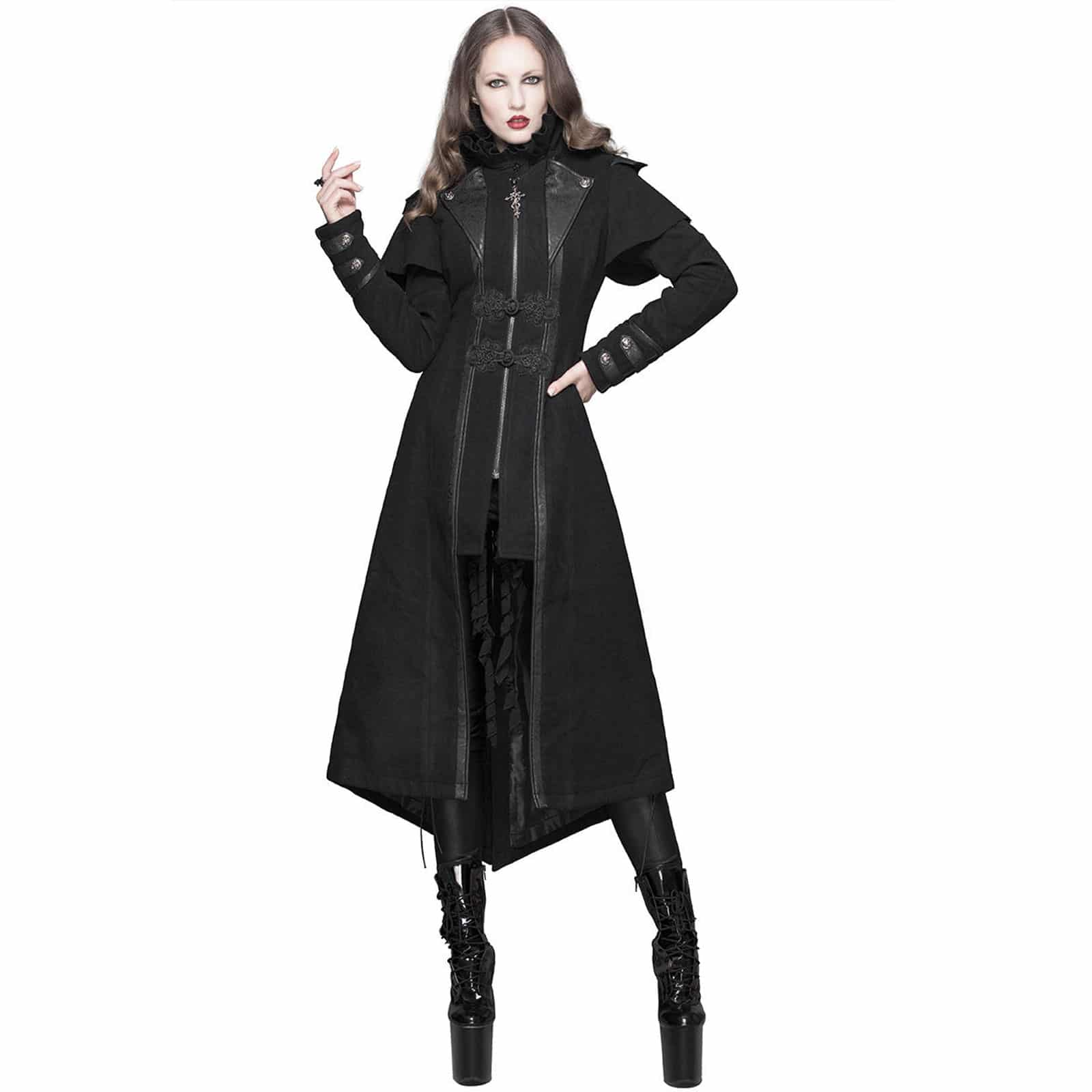 Style dieselpunk forecast dress in everyday in 2019