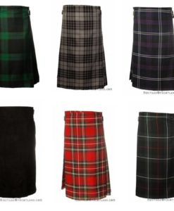 Tartan Party Kilt Polyviscose, Tartan Kilts, Best kilts for Men, Best Kilts