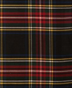 Black Stewart Tartan Kilt , Scottish Tartan, Kilts for Men, Mens Kilt