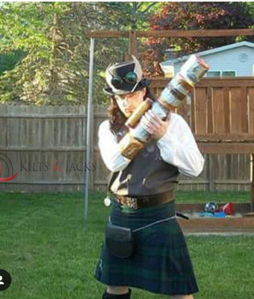 Blackwatch Tartan Prime Kilts, Scottish Tartans, Traditional Kilts, Best Kilts for Men