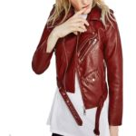 Brando-Biker-Style-brown-Leather-Jacket-for-Women