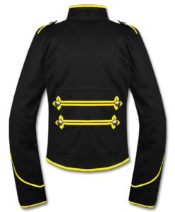 Military Marching Band Drummer Jacket, Traditional Jackets, Jackets for Men, Best Traditional Jackets