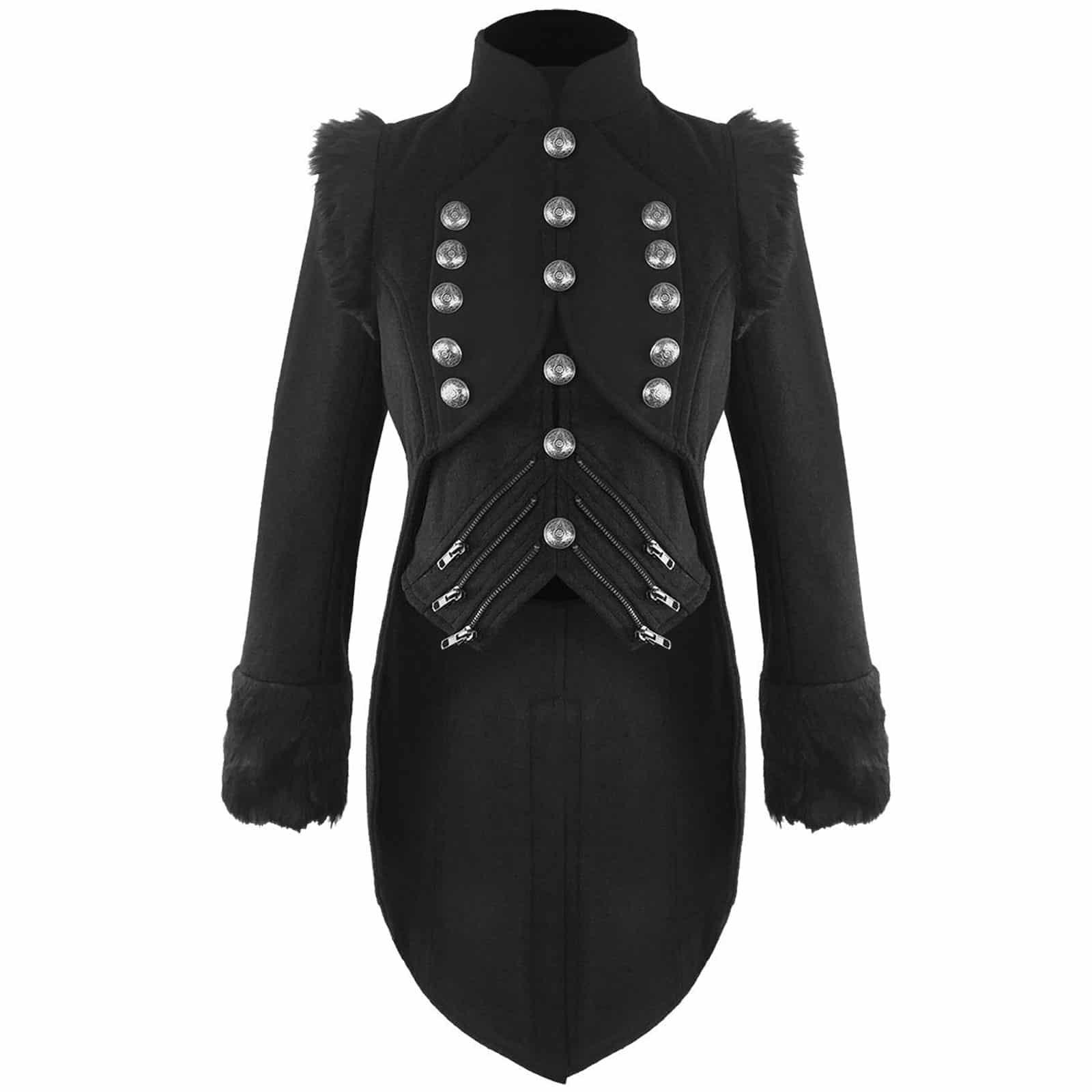 Womens gothic coats