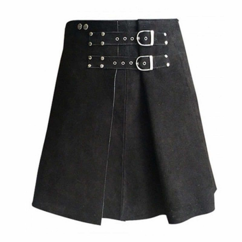 roman kilt, roman gladiator kilt, gladiator kilt, gladiator leather kilt for sale, warrior kilt for sale, black gladiator kilt for sale, black ancient kilt for sale, black kilt