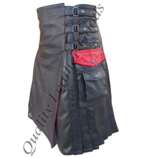Leather kilts, Bluf Leather kilts, Best kilts for Men, Leather Kitls men