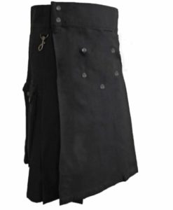 Wilderness-black-utility-kilt-side
