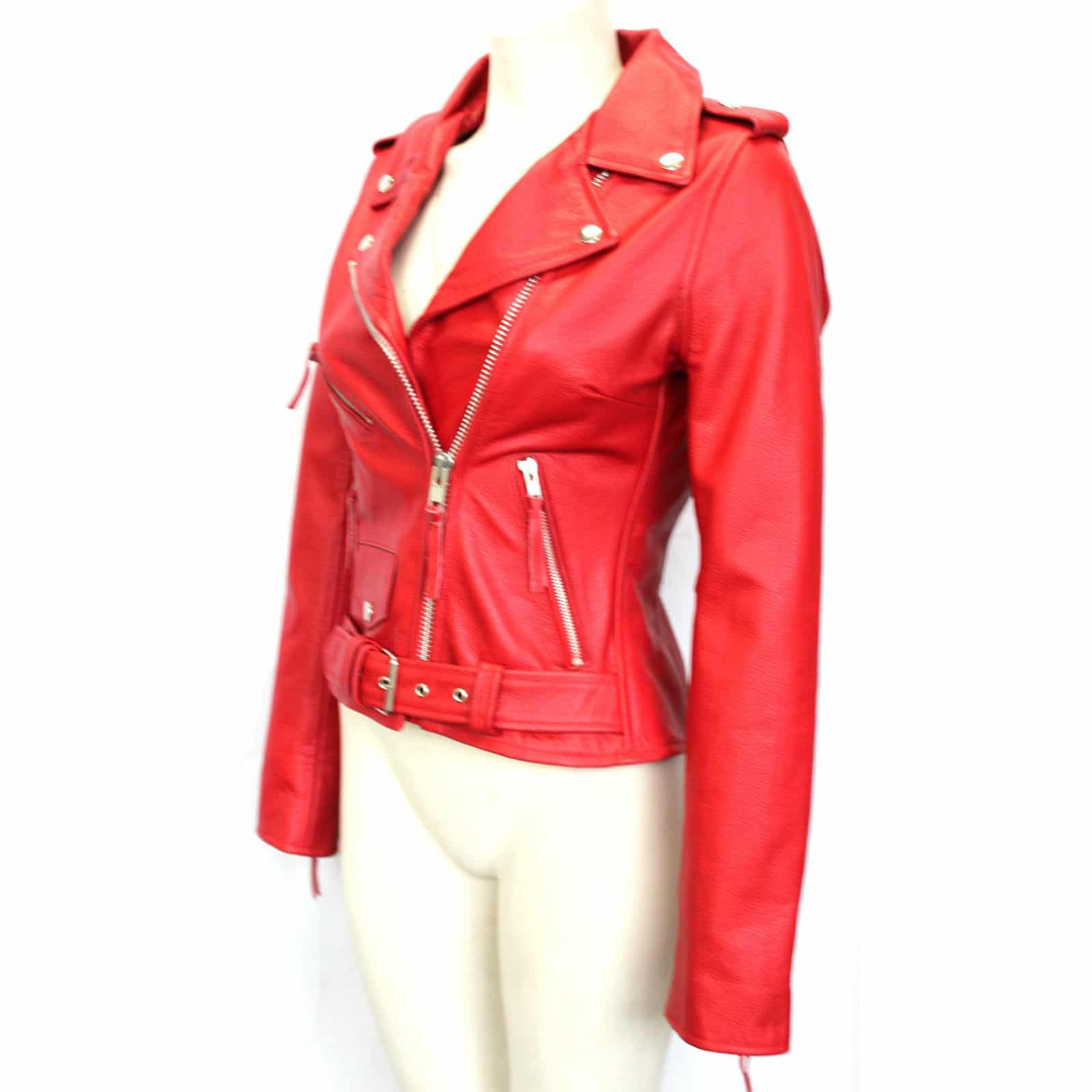 Find great deals on eBay for womens red leather coat. Shop with confidence.