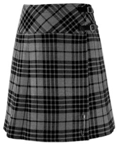 Billie Granite Gray Tartan, Tartan, Scottish Kilts