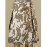 British Military Camo Kilt, Camo Kilts, Best Kilts for Men
