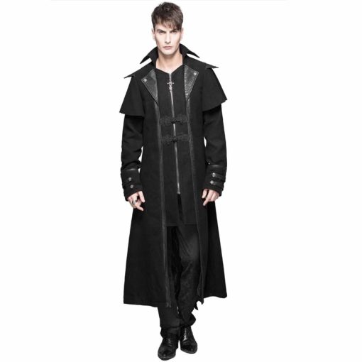 Devil Fashion, Steampunk Dieselpunk Highwayman, Gothic Jackets, best Jackets, Best Jackets for Men