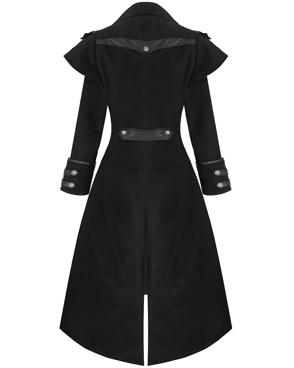 Gothic jackets for women