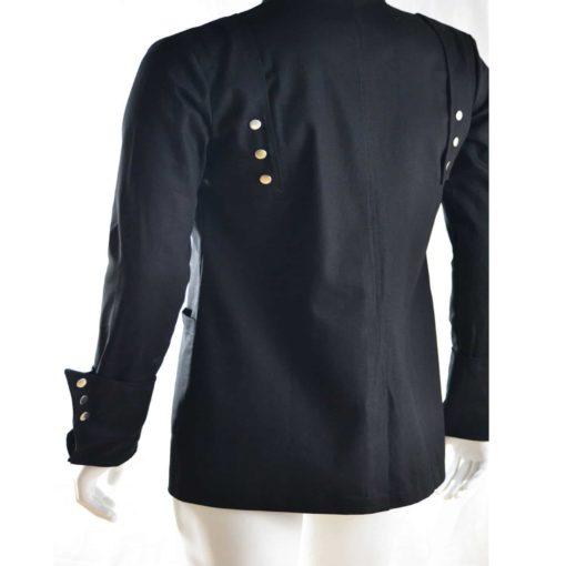 Herren Jacke Loki schwarz,, Gothic Jackets for Men, Best Jackets for Men