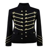 mens-gold-embroidery-black-military-jacket-gothic-coat-front