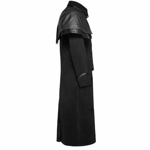 Punk Rave Mens, Long jackets, long coats, Gothic Clothing, Gothic Men's Jacket