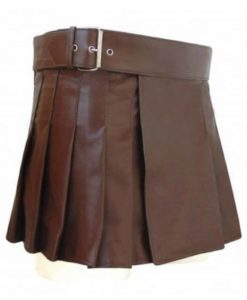 Highland Gladiator Viking Utility Kilt, best leather kilts, utility leather kilts
