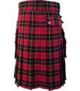 scottish-highland-music-custom-wallace-tartan-kilt-side