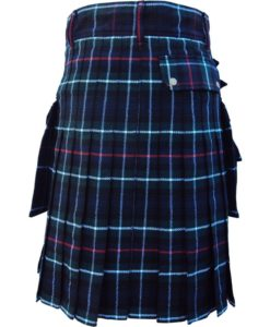 Highland Utility Mackenzie Tartan Kilt, Scottish Kilts, best kilts