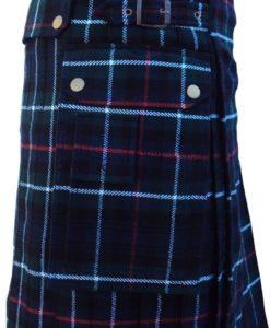 Highland Utility Mackenzie Tartan Kilt, Scottish Kilts, best kilts