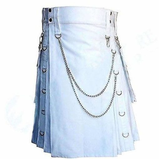 Wedding Kilt With Detachable Pocket, Kilt for Men, Wedding Kilts, Best Wedding kilts