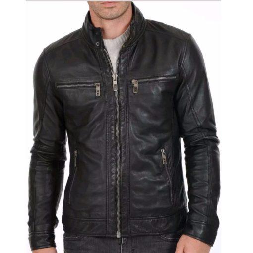 leather jacket, biker jacket, leather jacket, black jacket