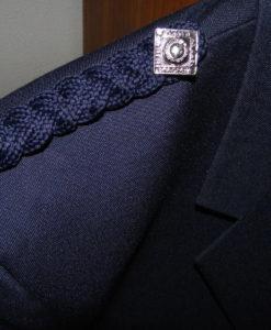 blue argyll jacket, argyll jacket, blue jacket