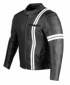 iron man jacket, biker jacket, jacket with armor, armor jacket, leather jacket