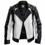 Michael-Jackson-White-and-Black-Pepsi-Leather-Jacket-with-Detachable-Sleeves