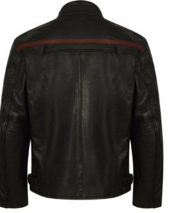 leather jacket, two toned jacket, leather jacket for bikers, bikers jacket