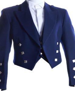 Prince Charlie jacket, Charlie Jacket, Traditional jacket, Scottish Jacket