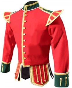 Red Green Fancy Doublet, Fancy Doublets, Doublets, Stylish Doublets