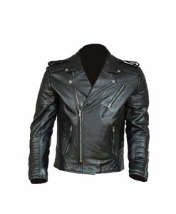 Vintage leather jacekt, leather jacket, jacket for men