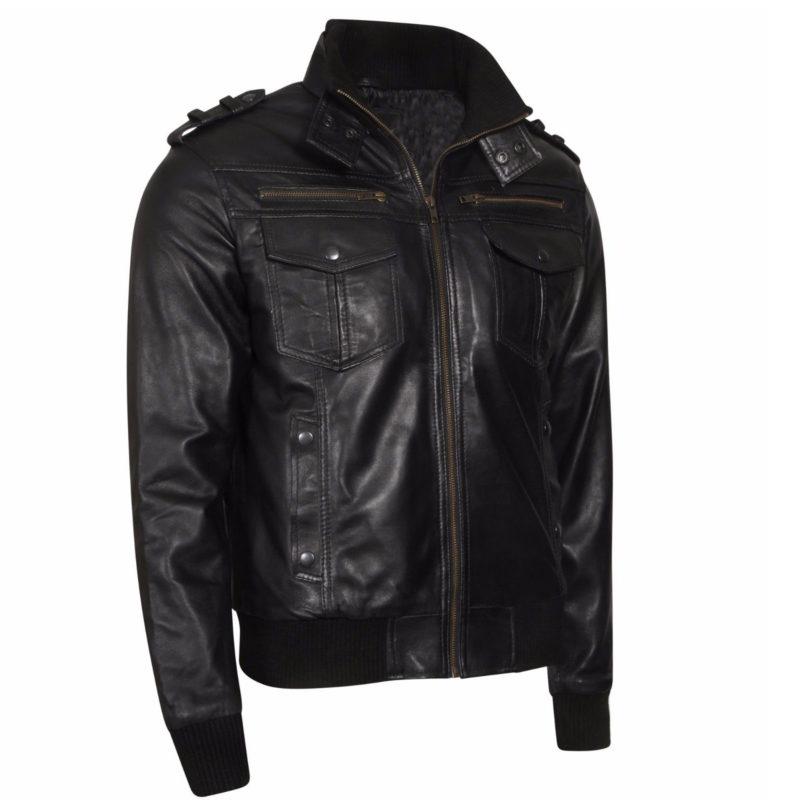 Vintage jacket, vintage leather jacket, jacket for men, leather jacket, retro leather jacket, biker leather jacket, leather jacket for sale, Kilt and Jacks leather jackets,