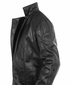 leather jacket, gothic leather jacket, leather jacket for men, Men's leather jacket