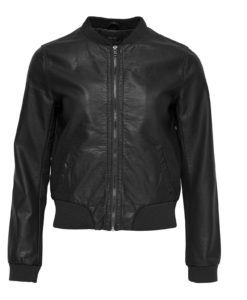 leather jacket, black leather jacket, leather jacket for women