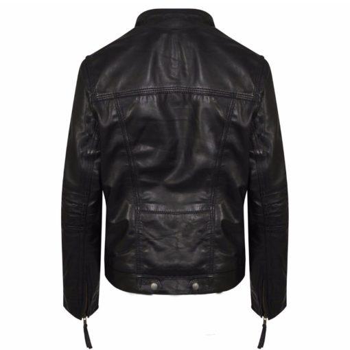 biker leather jacket, leather jacket, black leather, jacket for women