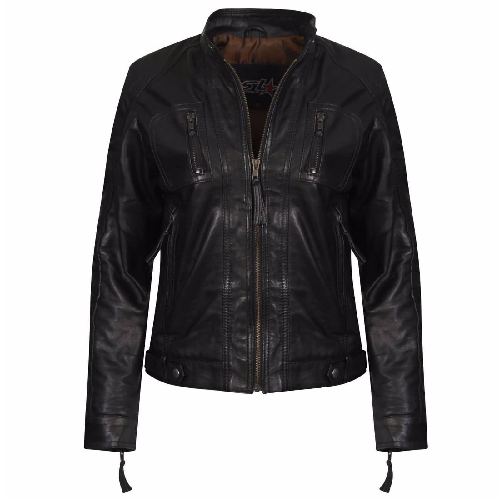 leather jacket styles - photo #27