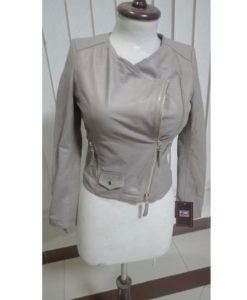 collarless jacket, collarless leather jacket, leather jacket, jacket for women