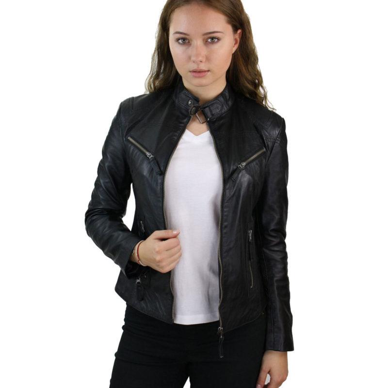 leather jacket, leather jacket for women, snap closure leather jacket, best leather jacket, Women leather jacket for sale, Biker jacket, leather biker jacket, biker leather jacket for sale, women biker jacket