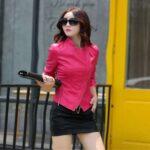 Short-Leather-Blazer-Coat-Jacket-for-Women-pink