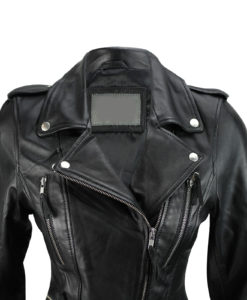 leather jacket, biker leather jacket, biker leather jacket, zipper leather jacket