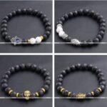 Lava-Rock-Stone-Bead-Buddha-Skull-Hamsa-hand-Evil-Eye-Bracelet1