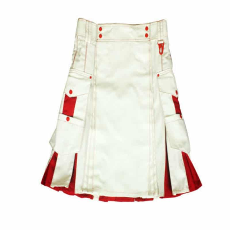 White Wedding Kilt: Affordable Kilts For Sale In