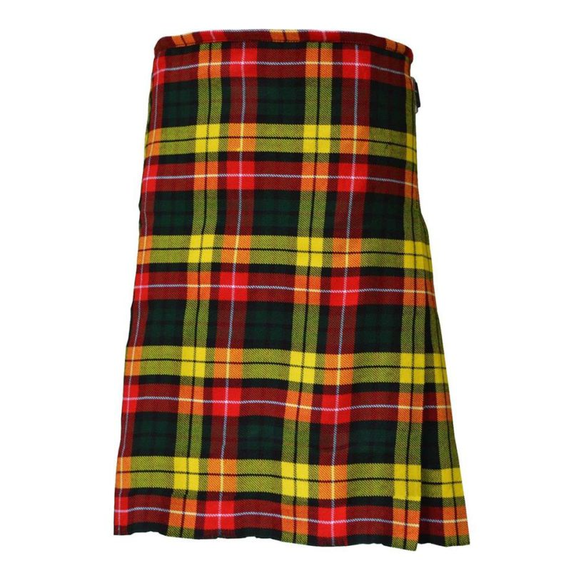 buchanan tartan kilt, buchanan kil, kilt for men, buchanan hunting tartan kilt, Buchanan clan, buchanan scottish clan