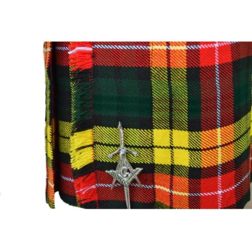 buchanan tartan kilt, buchanan kil, kilt for men