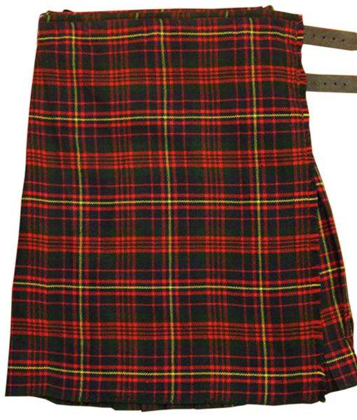 cameron ancient tartan kilt, cameron kilt, kilt for men, tartan kilt