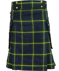 Gordon tartan, gordon tartan kilt, gordon kilt, kilt for men