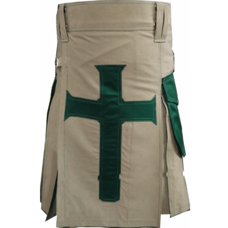 khaki kilt, kilt for men, mens kilt, Christ kilt, Khaki plain kilt, utility kilt, custom kilt, kilt for men, Kilt for sale