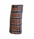 Thompson-Camel-Tartan-Kilt-side