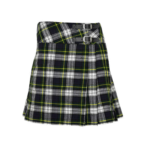 Dress-Gordon-Tartan-Kilt-for-Women