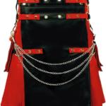 Gothic-Leather-Hybrid-Utility-Kilt
